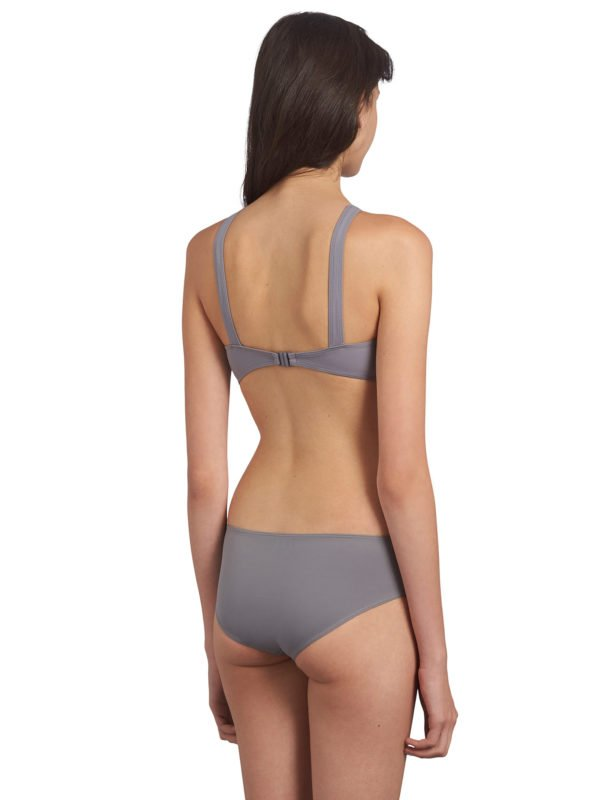 ensemble bikini ado gris ultra stretch